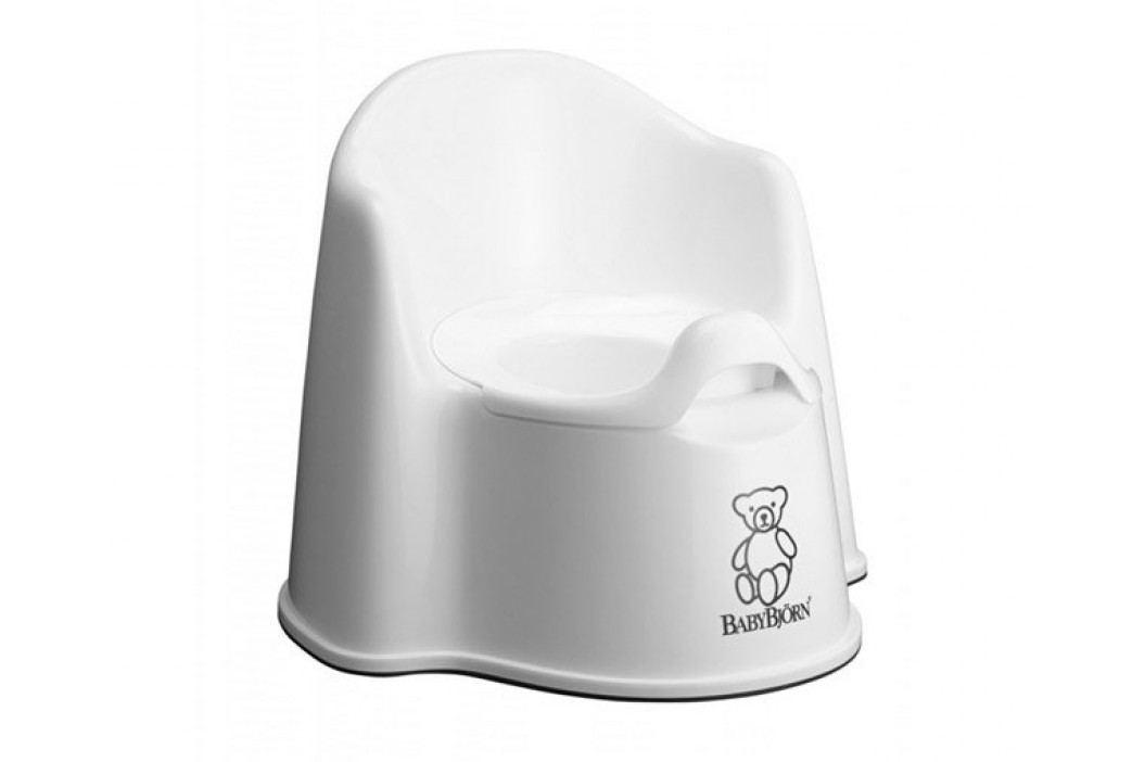 Babybjörn Nočník-křesílko White