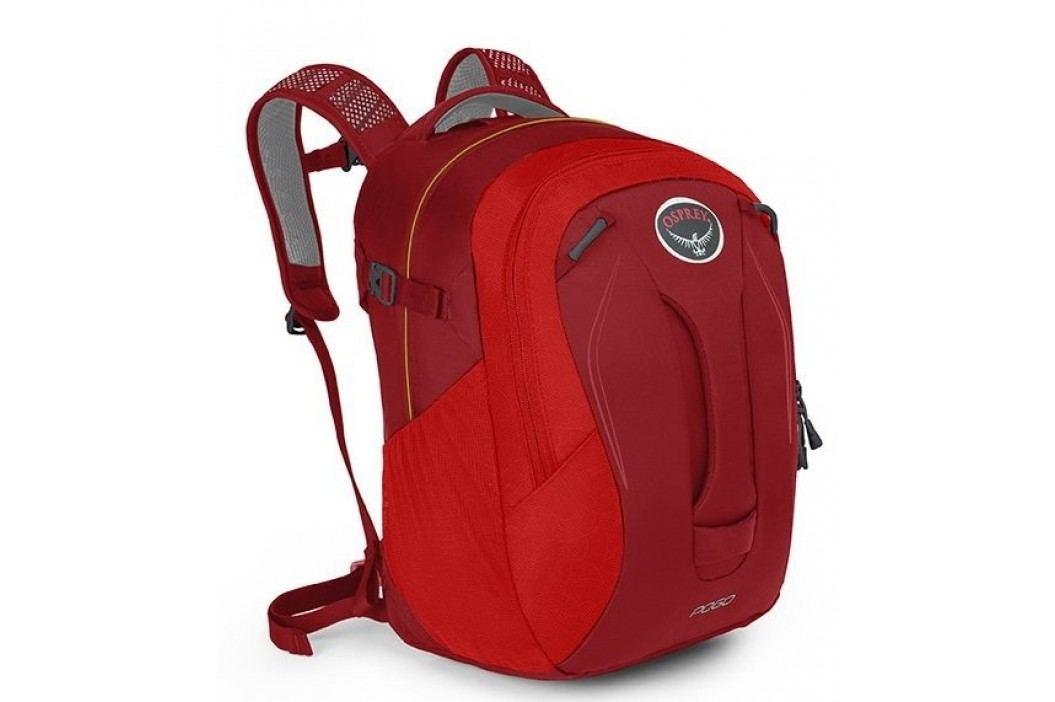 Osprey Dětský batoh Pogo 24 II, Racing Red