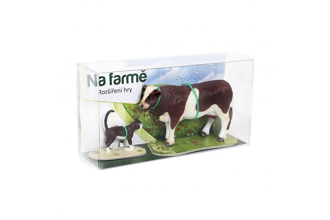 Albi Rozšíření hry Na farmě 2 (kráva a kočka)