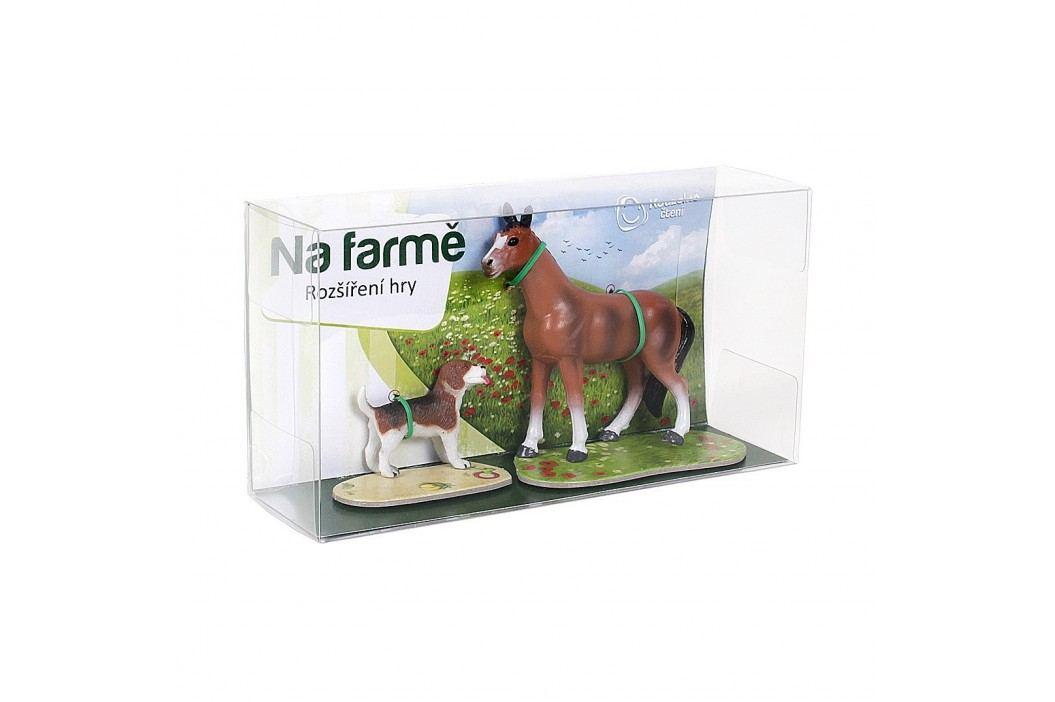 Albi Rozšíření hry Na farmě 2 (hříbě a štěně)