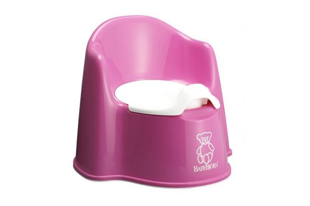 Babybjörn Nočník-křesílko Pink