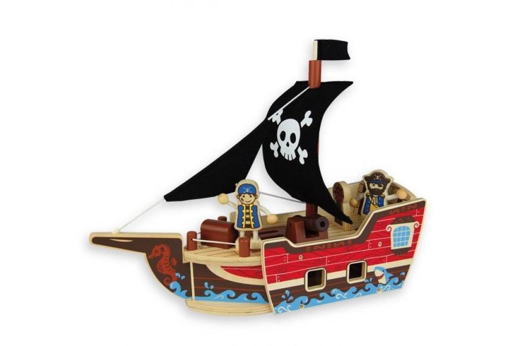 Edukalu Pirátská loď