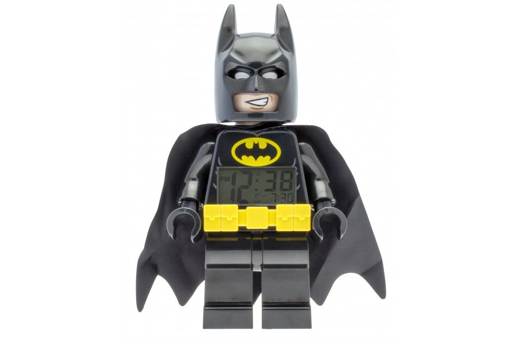 LEGO® Watch & Clock LEGO® BATMAN MOVIE - hodiny s budíkem