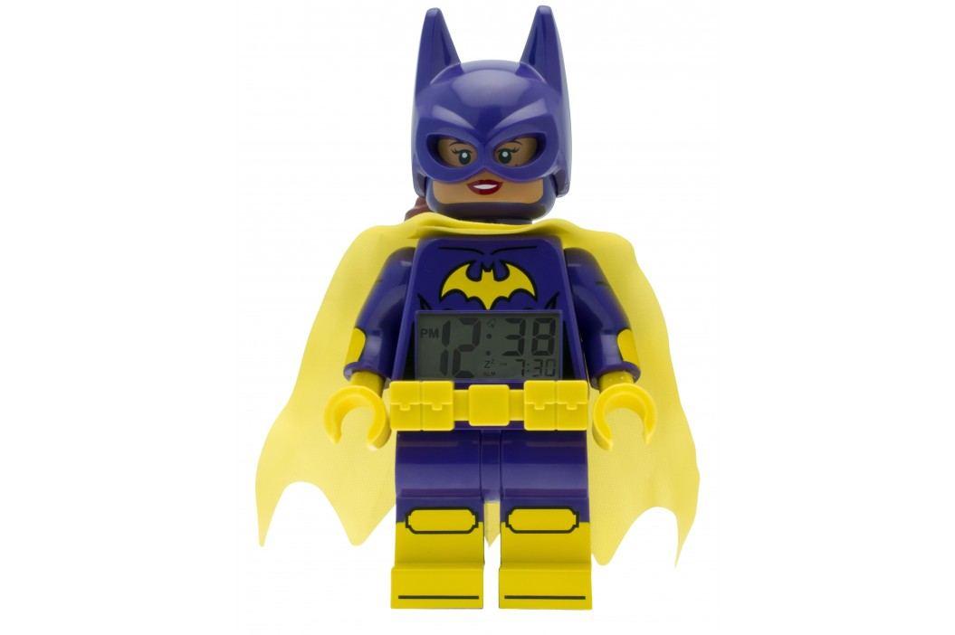 LEGO® Watch & Clock LEGO® BATMAN MOVIE Batgirl - hodiny s budíkem