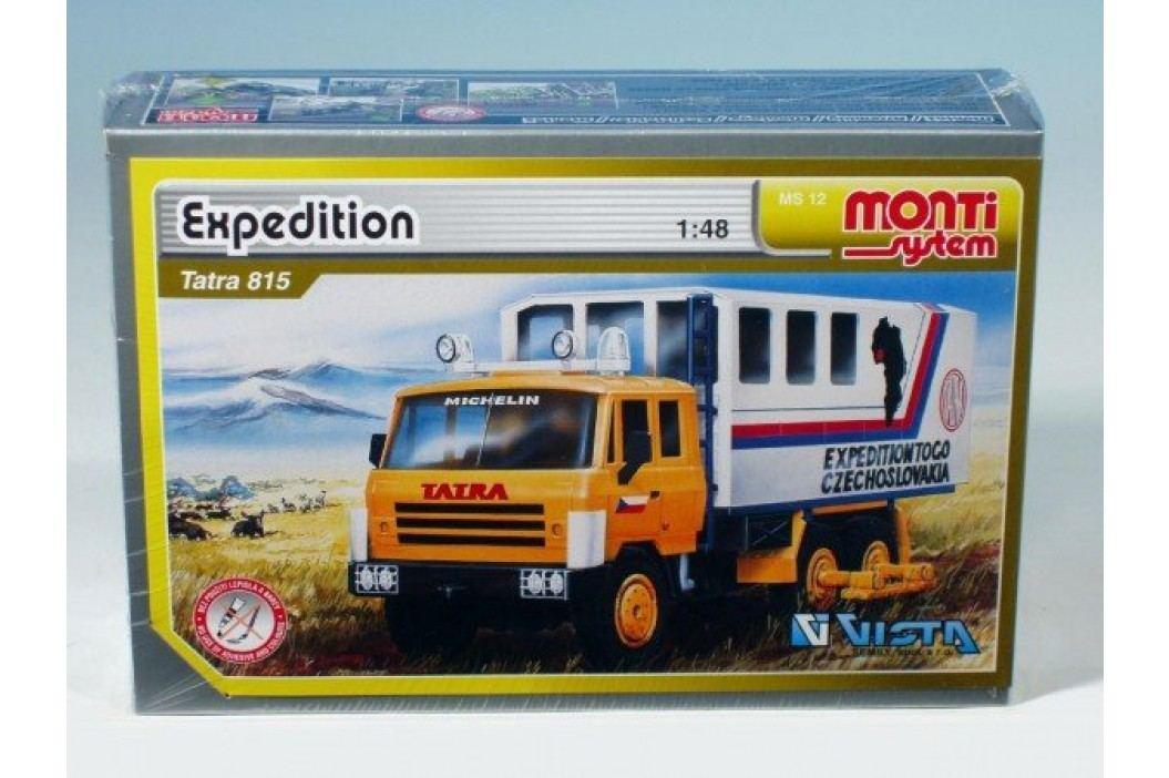 Vista Stavebnice Monti 12 Expedice Tatra 815 1:48
