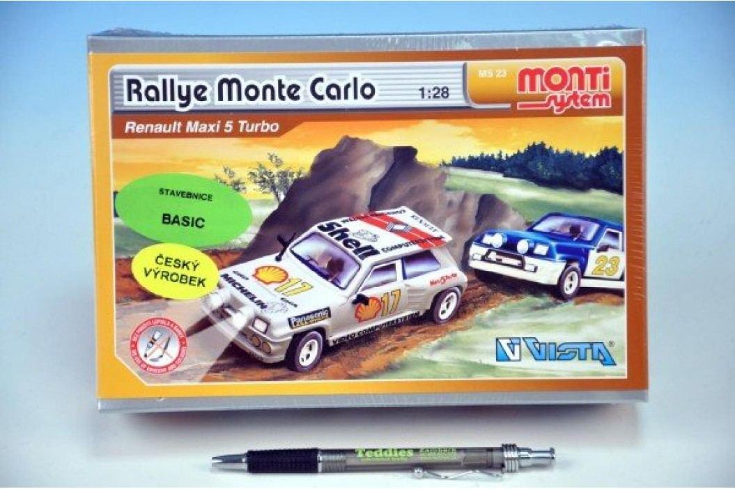 Vista Stavebnice Monti 23 Rallye Monte Carlo
