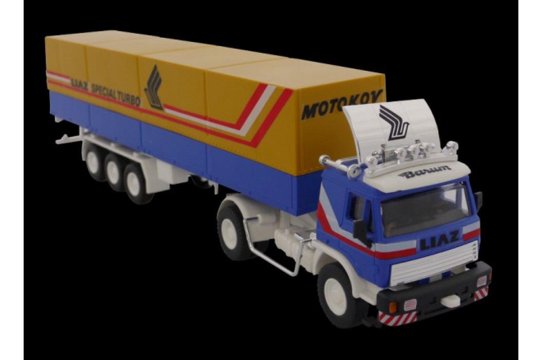 Vista Stavebnice Monti System 08.1 Kamion Liaz Special Turbo 1:48