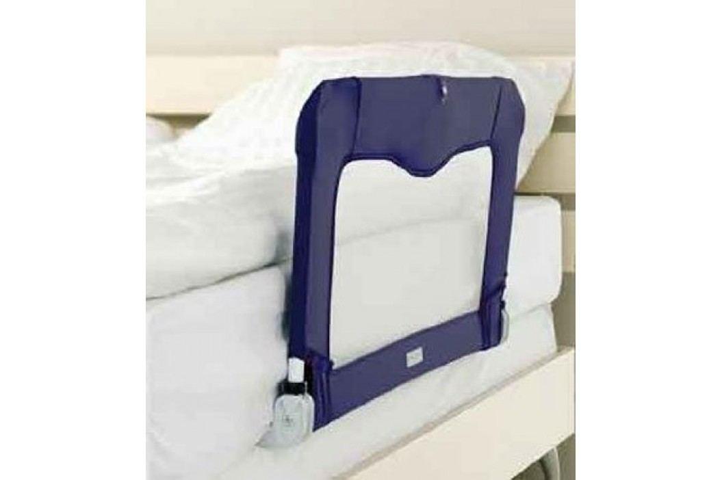 Baby Dan Cestovní zábrana k posteli+taška, modrá, 90 cm