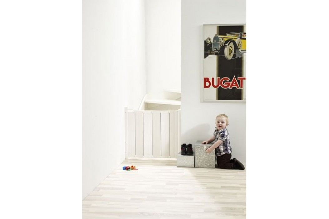 Baby Dan Zábrana Babydan Guard Me lamelová samoskládací, 55-89 cm