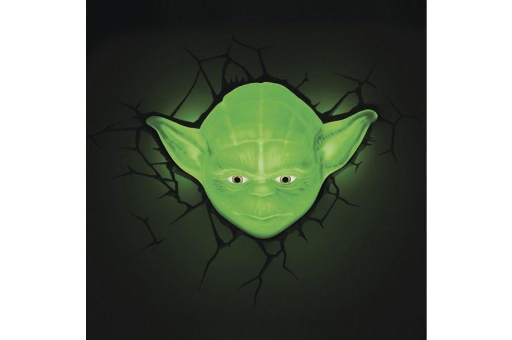 ADC Blackfire 3D světlo Star Wars Kylo Yodova hlava EOL