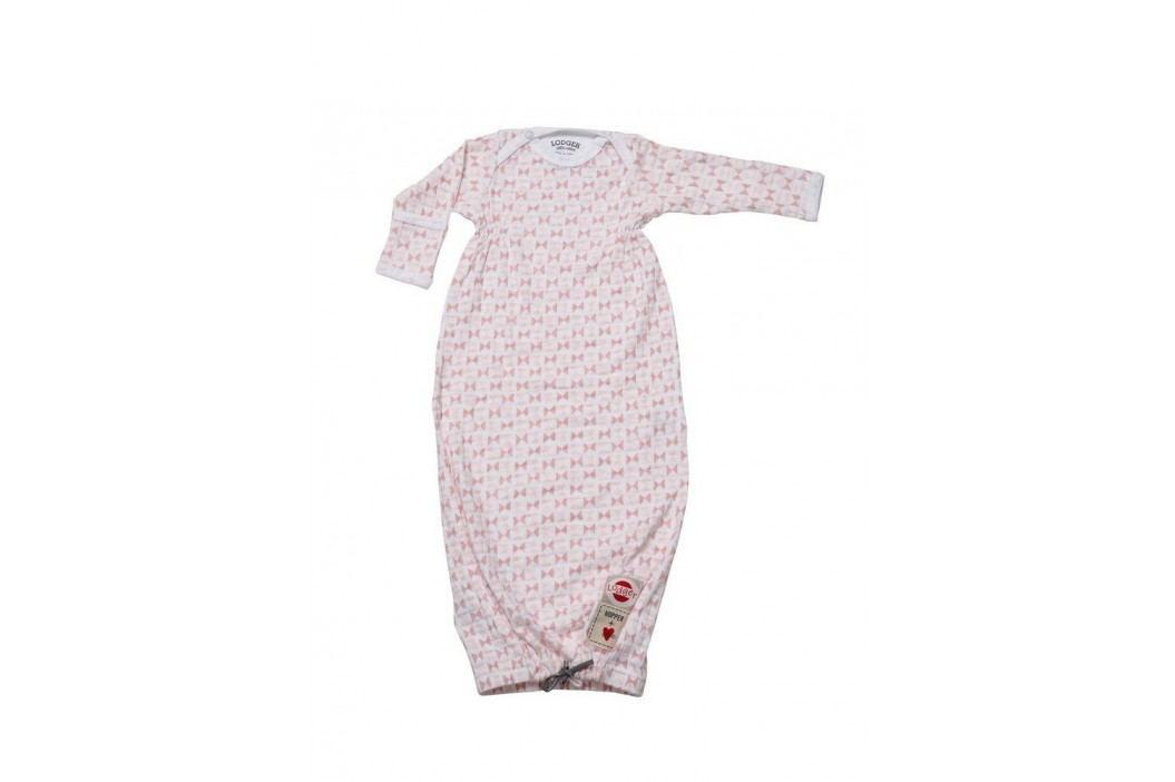 Lodger Hopper Newborn Scandinavian Print Blush/Soft Skin, 50x62 cm