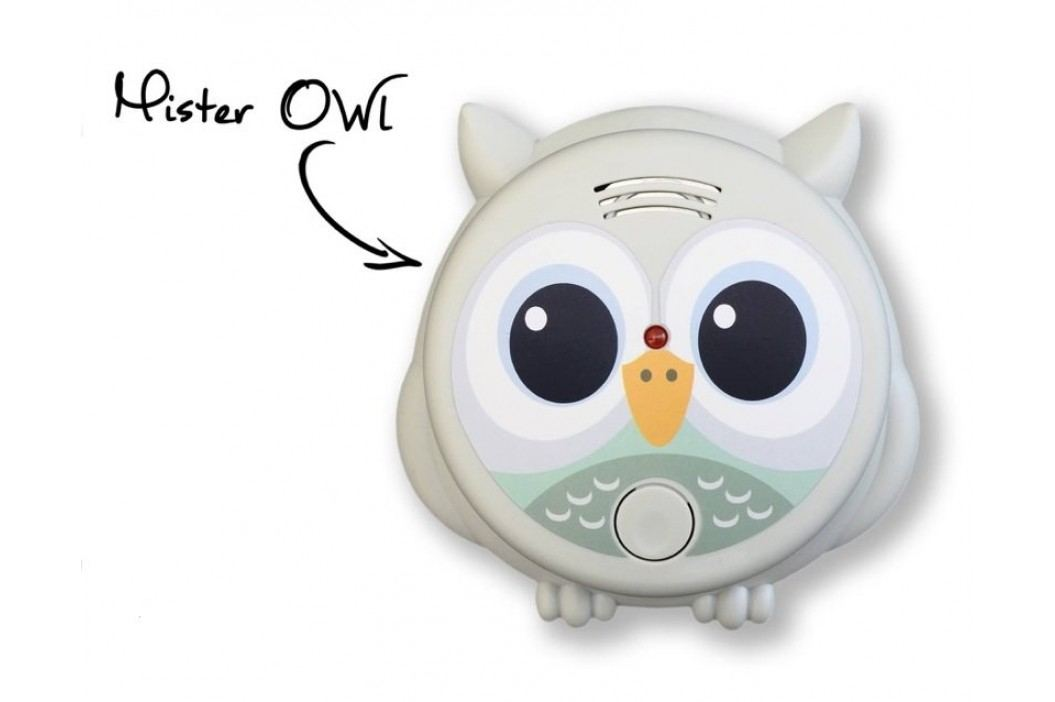 Flow Detektor kouře Mister Owl