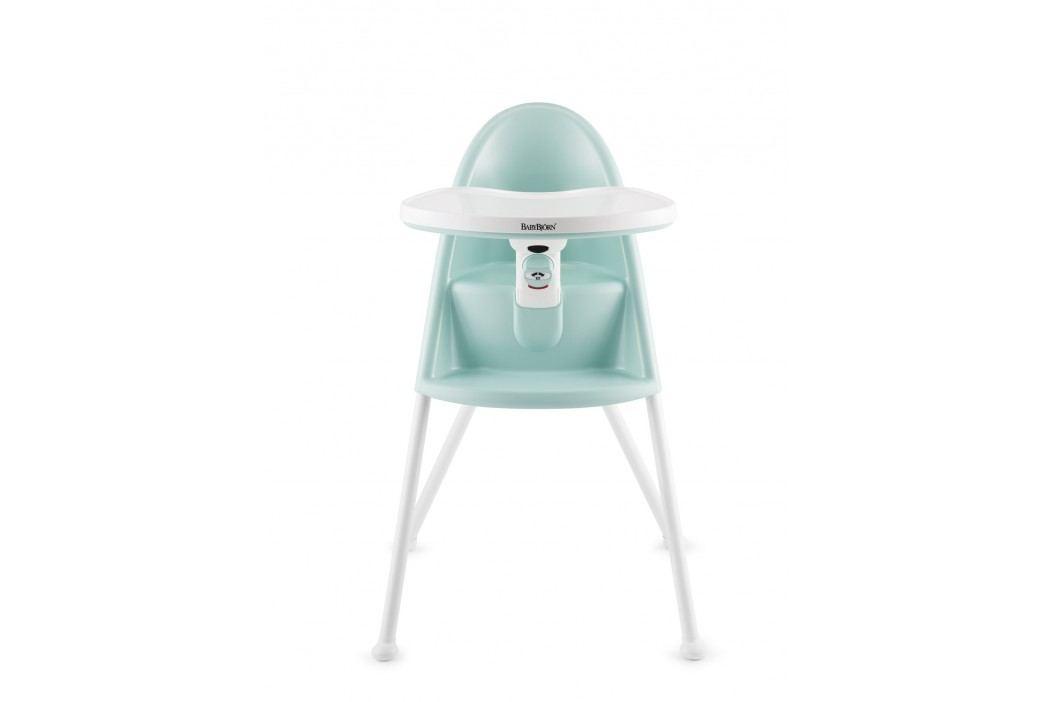 Babybjörn Židle vysokás pultíkem Light Green