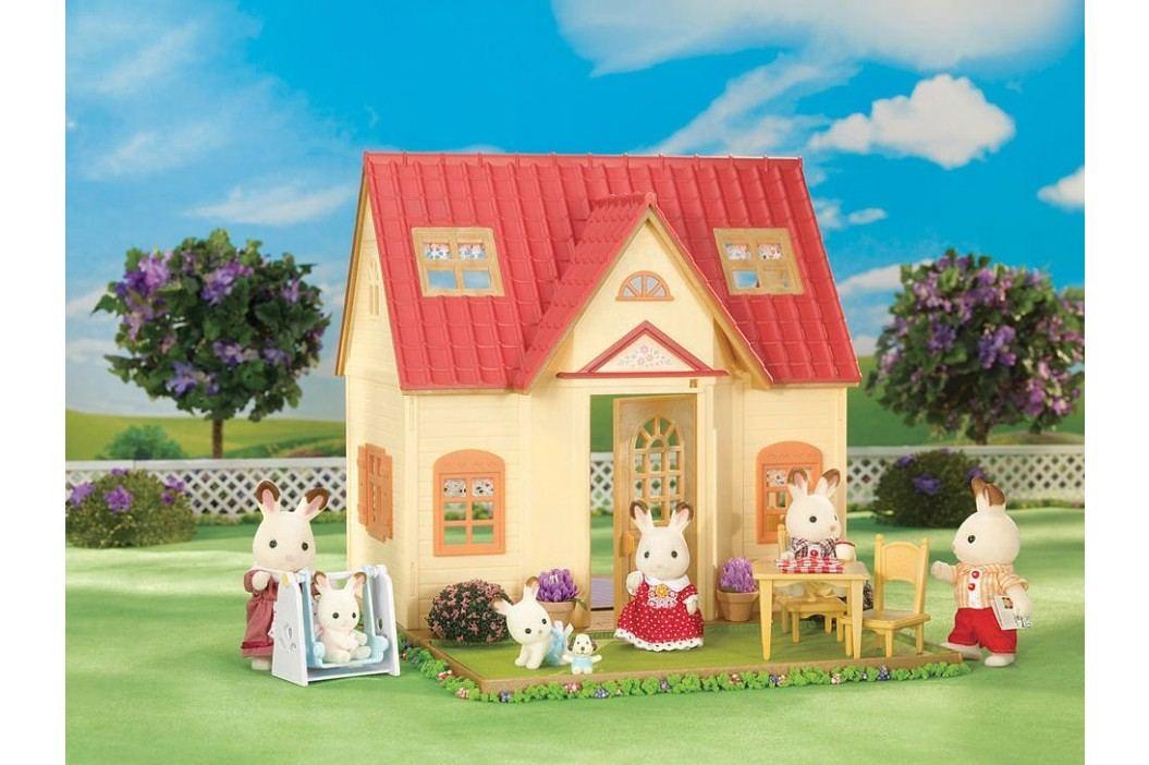Sylvanian Families Základní patrový dům s příslušenstvím verze 2016