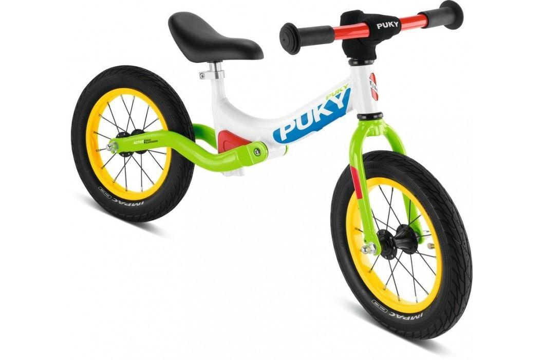 PUKY Odrážedlo LR Ride bílo-zelené