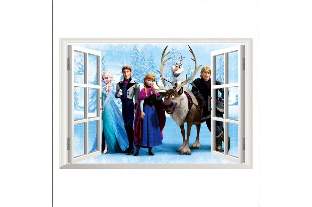 MaDéco Nástěnná samolepka Frozen