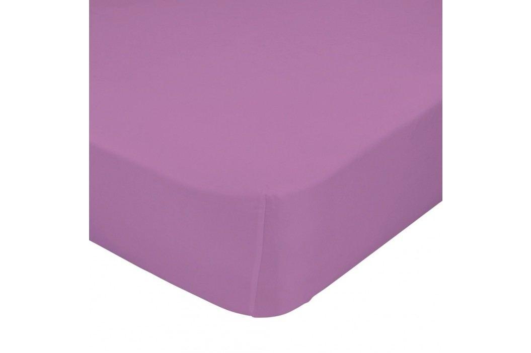 Moshi Moshi Dětské prostěradlo, 60x120 cm - světle fialové