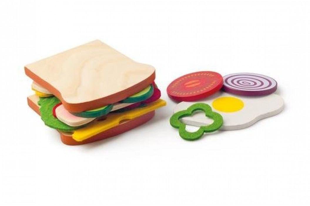 WOODY Připrav si svůj sendvič