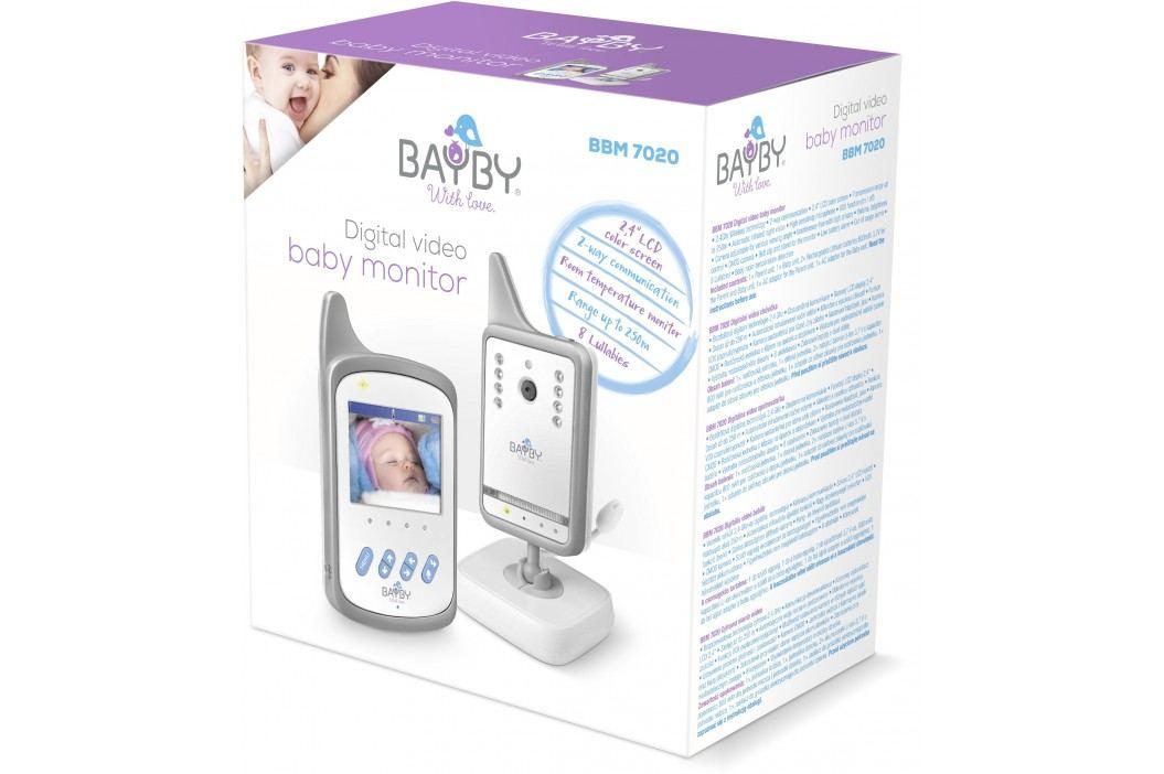 Bayby BBM 7020 Digitální video chůvička
