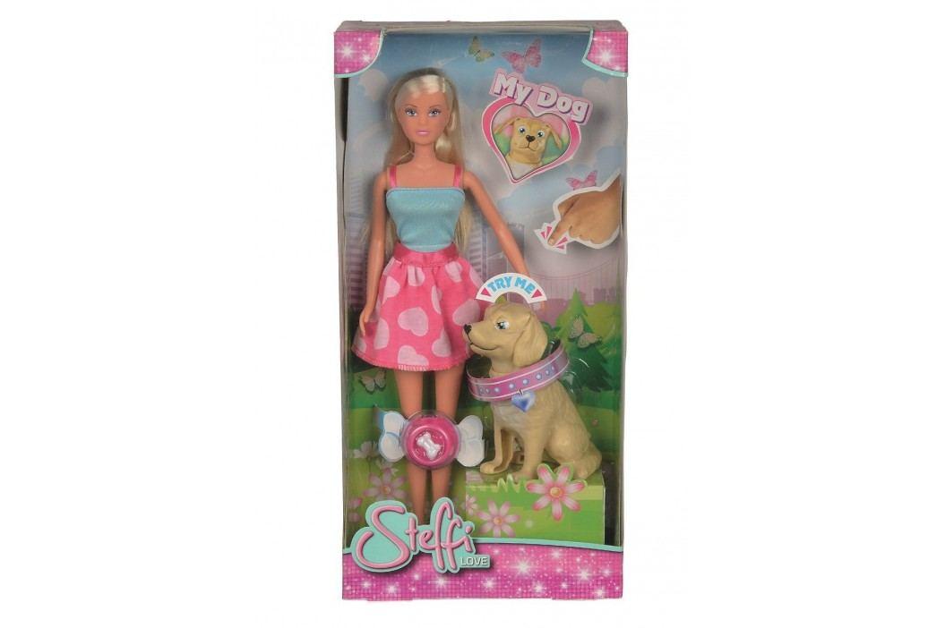 Simba Panenka Steffi s pejskem