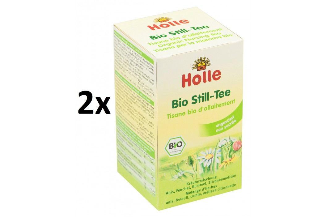 Holle BIO čaj pro kojící maminky 2×30g