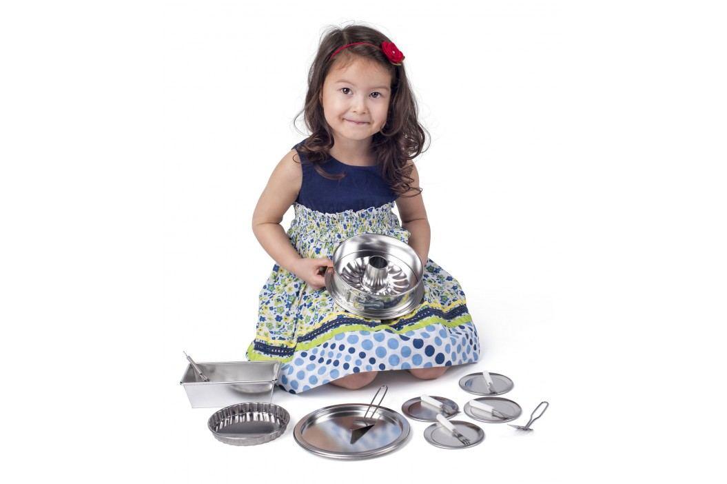 WOODY Kuchyňský pečící set s bábovkou