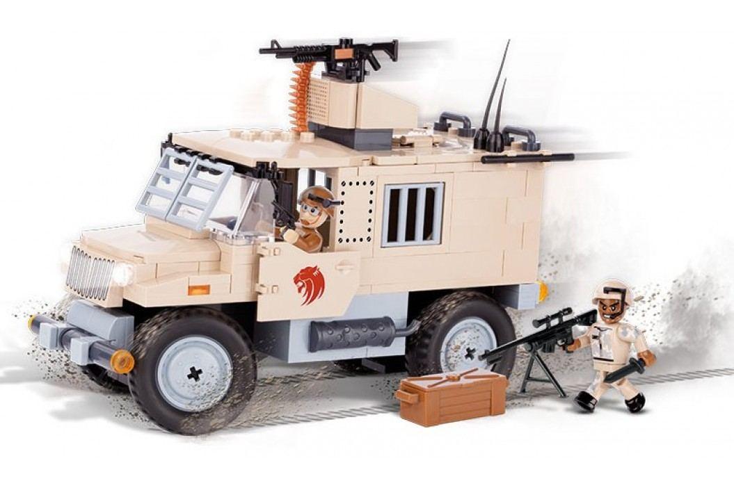 Cobi SMALL ARMY Ozbrojené velitelské vozidlo