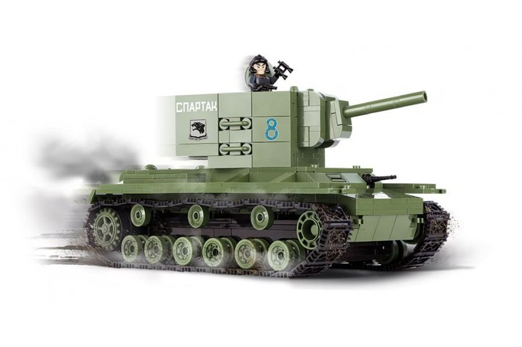 Cobi World of Tanks KV-2