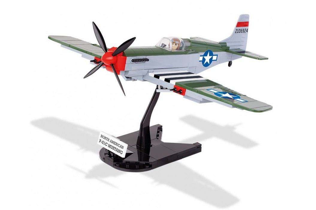 Cobi SMALL ARMY P51 Mustang
