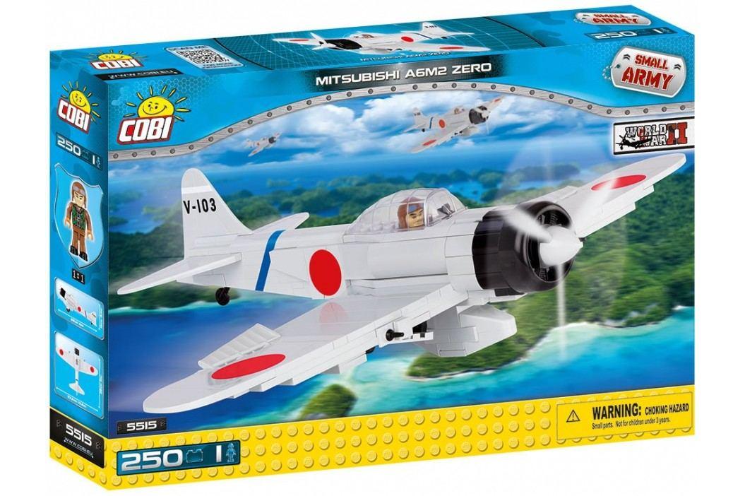 Cobi SMALL ARMY Mitsubishi A6M2 Zero