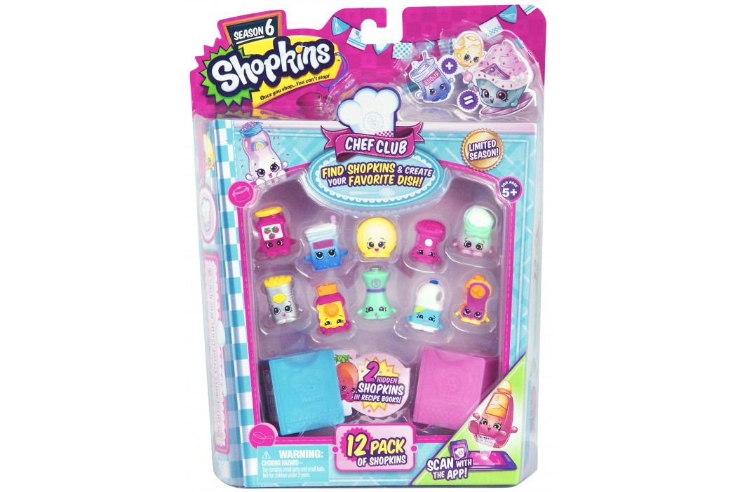 Shopkins S6: 12 pack