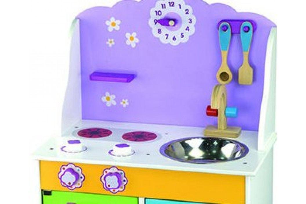 ANDREU Toys Barevná kuchyňka
