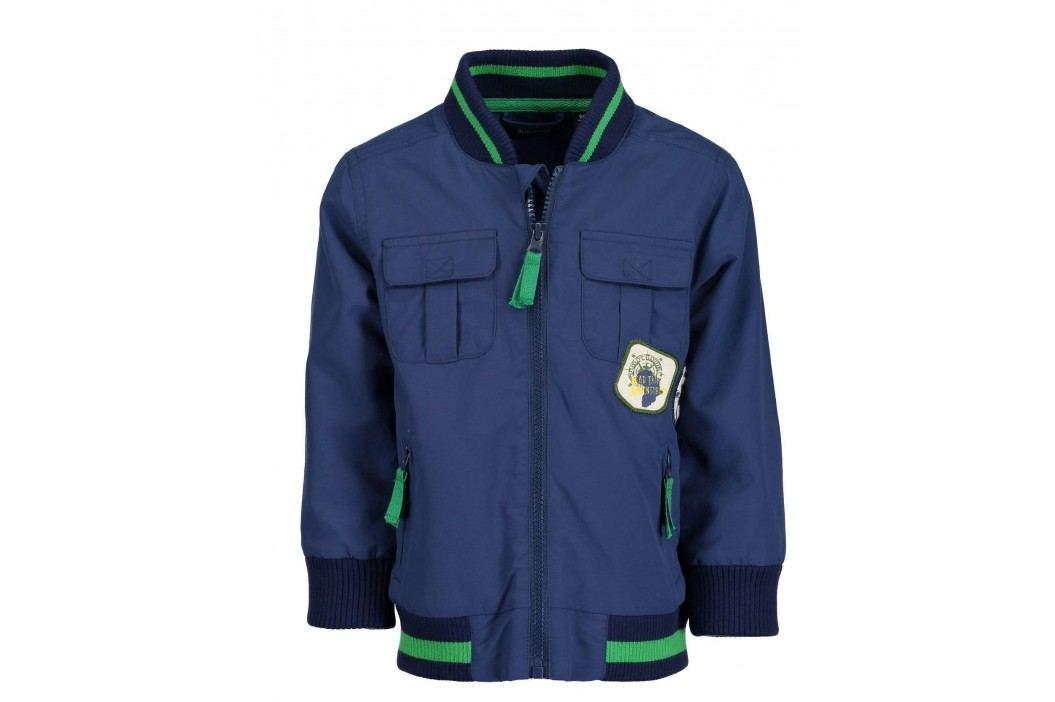 Blue Seven Chlapecká bunda - modrá