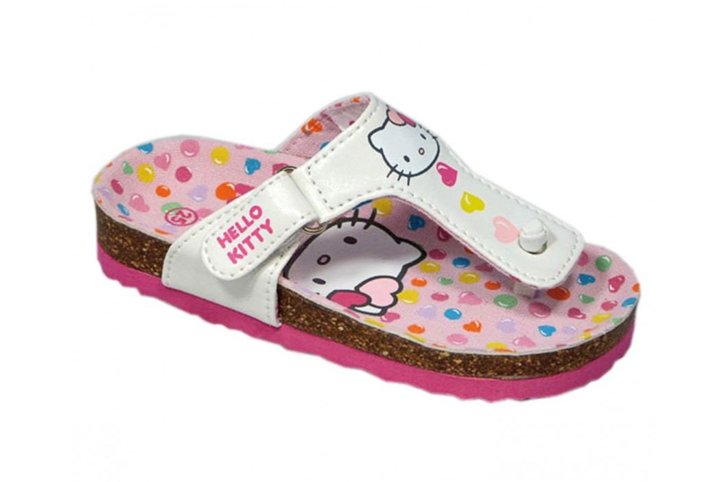 Disney Brand Dívčí sandálky Hello Kitty (menší)