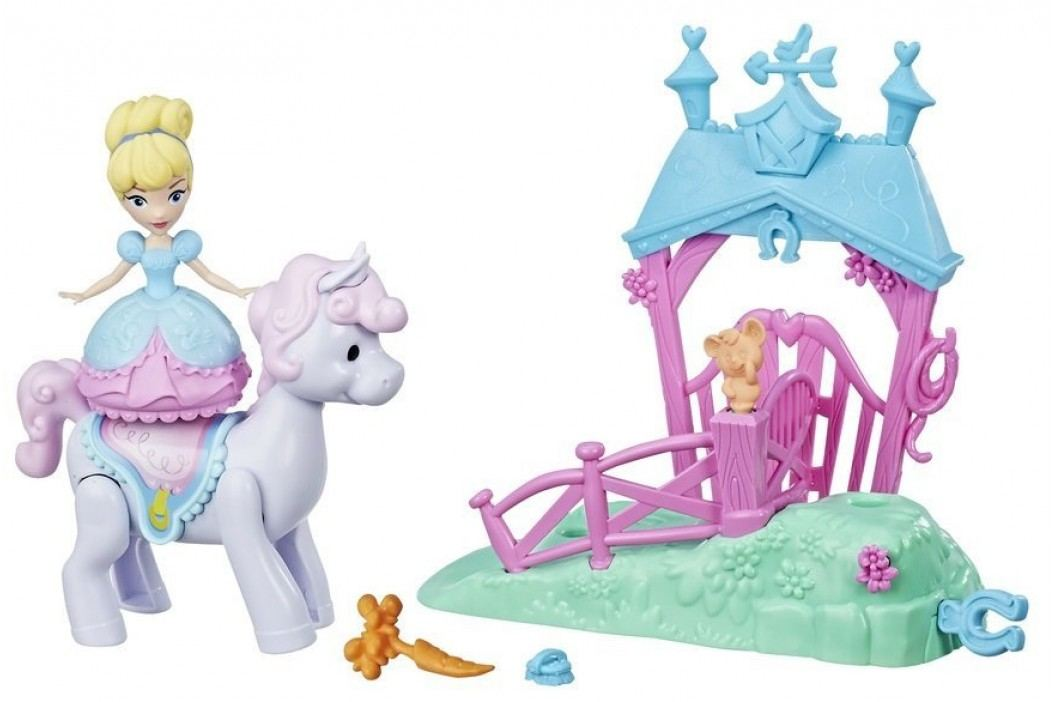 Disney Magical Movers hrací set - Popelka