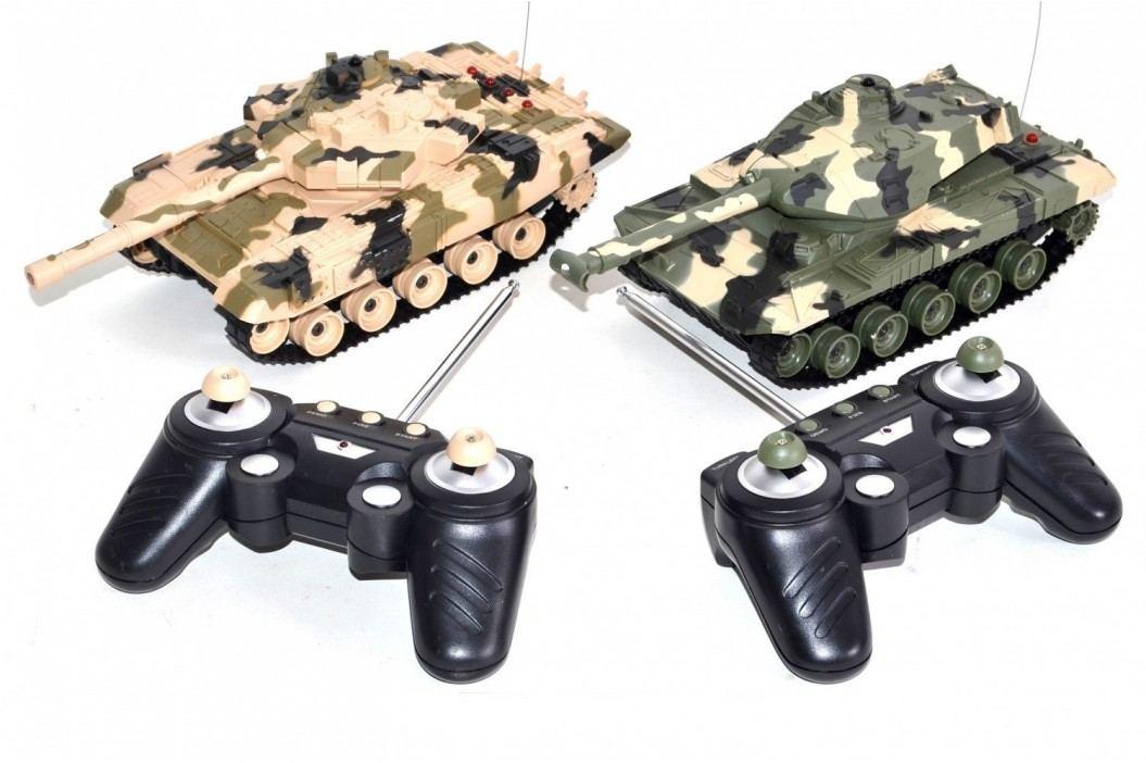 Wiky Tanková bitva