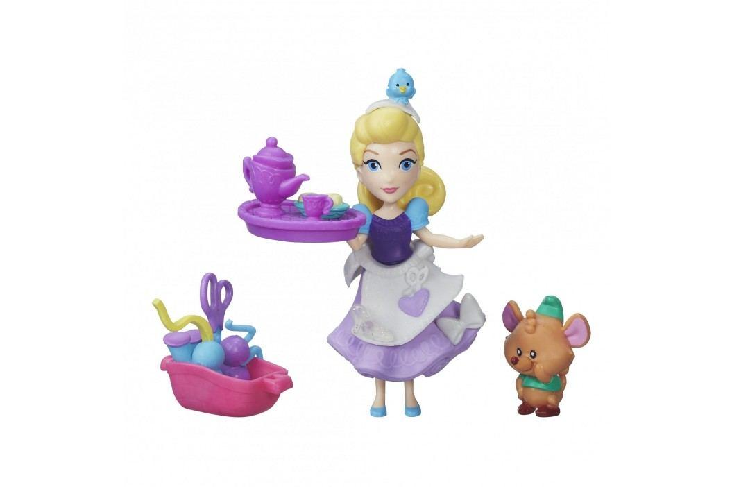 Hasbro Mini princezna s kamarádkou - Popelka