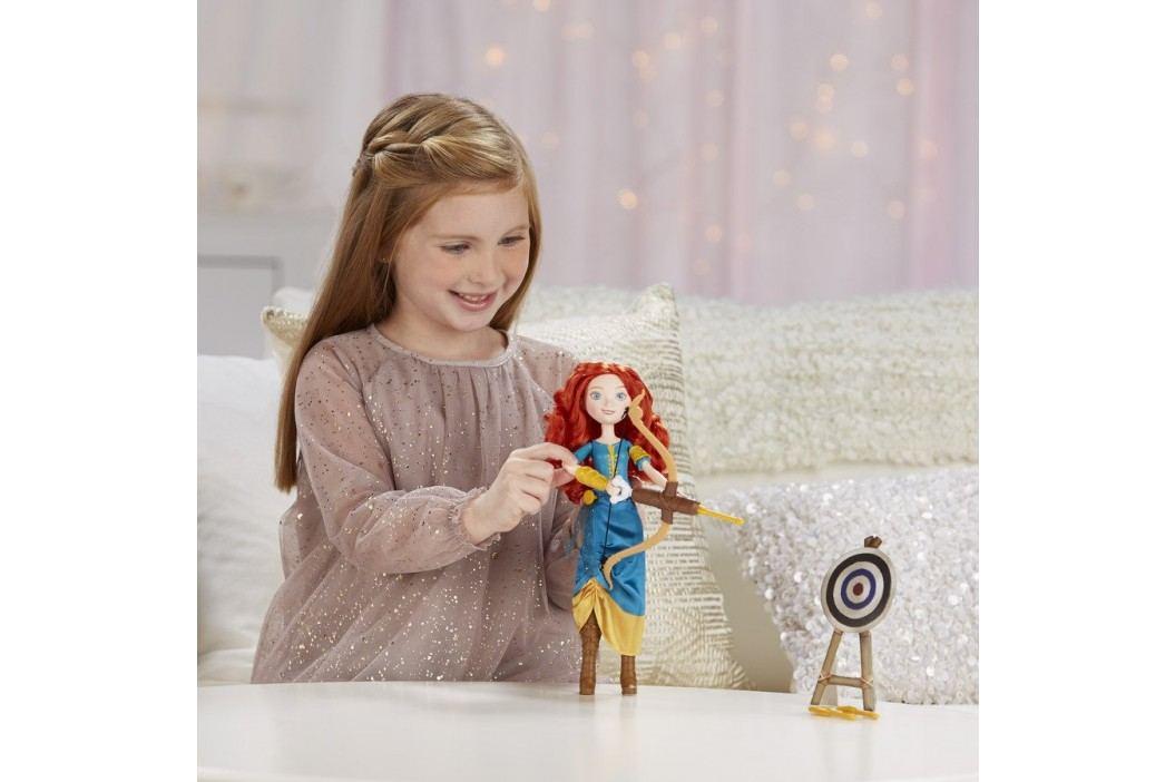 Hasbro Princezna Merida s módními doplňky