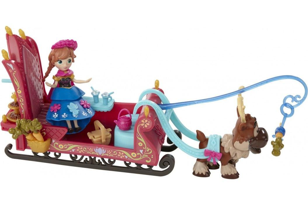 Hasbro Frozen hrací sada pro malé panenky Anna