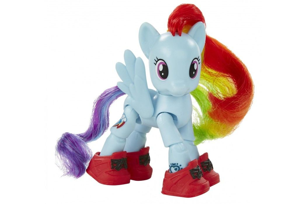 My Little Pony Poník s koubovými body Rainbow Dash