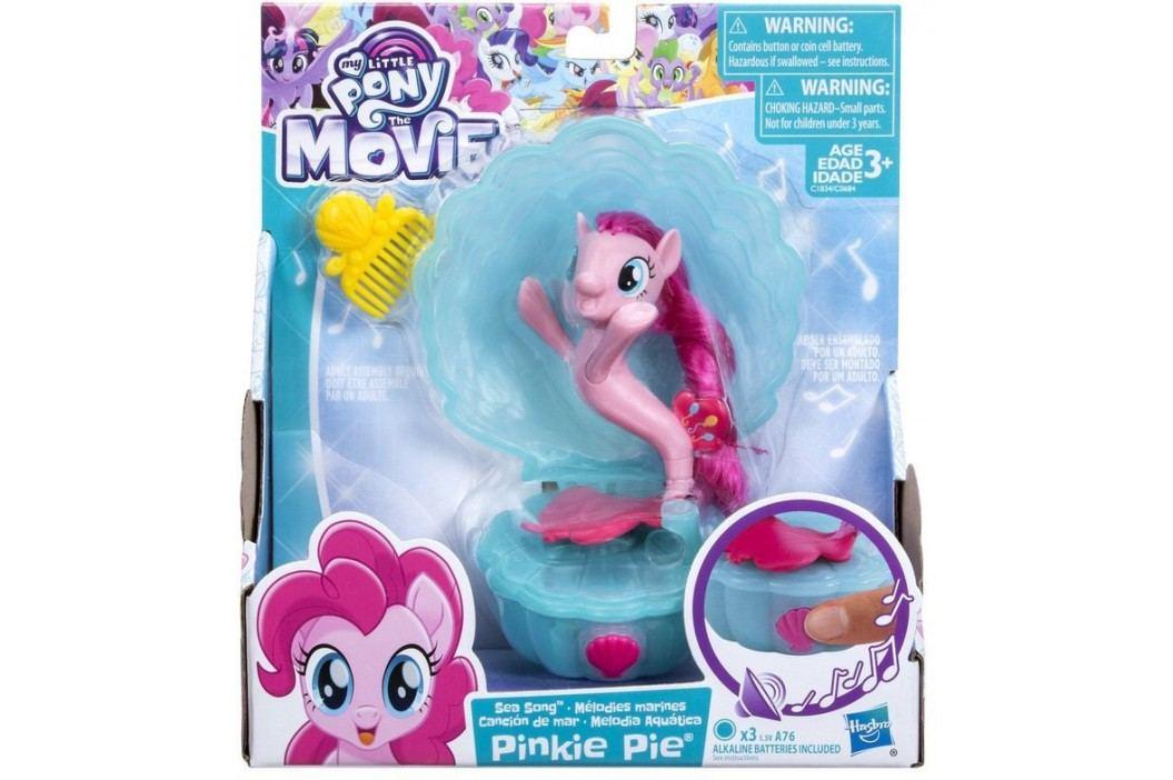 My Little Pony Zpívající mořský poník s doplňky - Pinkie Pie