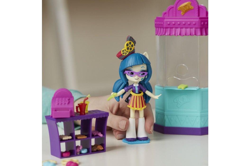 My Little Pony Equestria Girls Tematický hrací set - kino