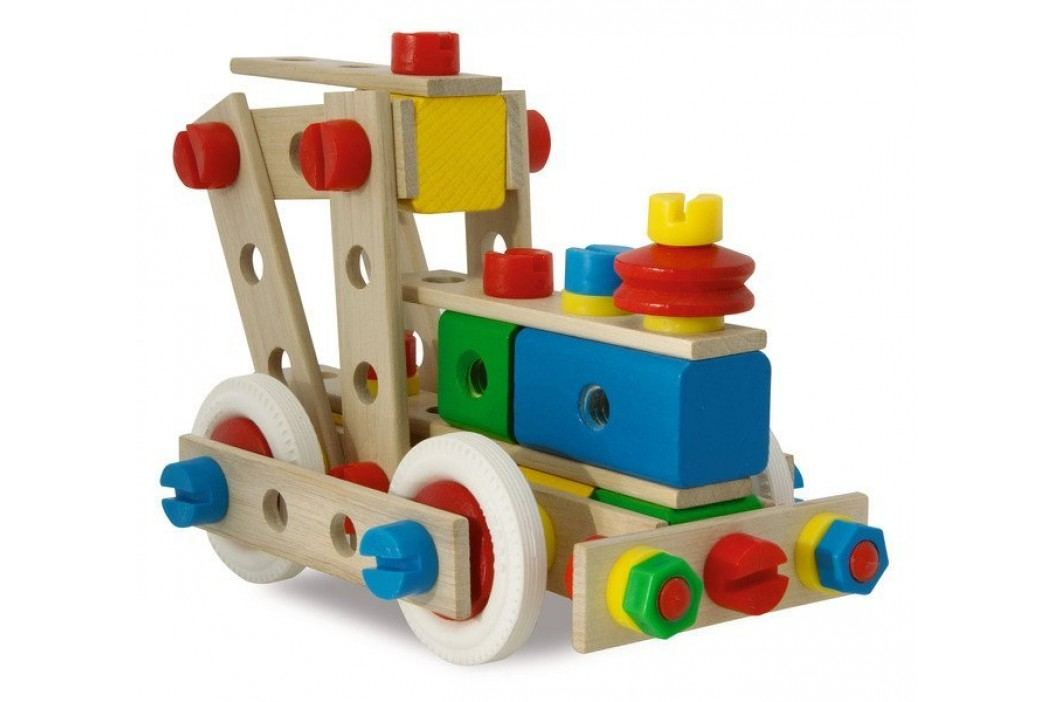 Simba Stavebnice Constructor 100 dílů
