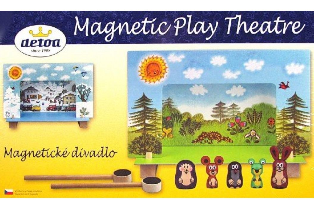 Detoa Divadlo Krteček magnetické