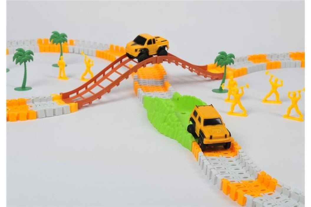 Mac Toys Super dráha - stavba