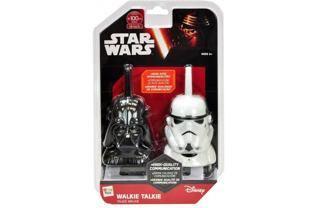 Star Wars Vysílačky Darth Vader a Storm Trooper