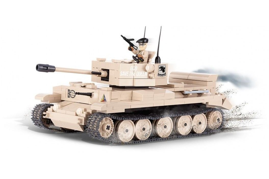 Cobi World of Tanks Cromwell