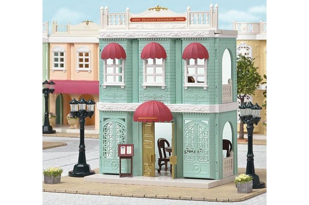 Sylvanian Families Město - delikátní restaurace