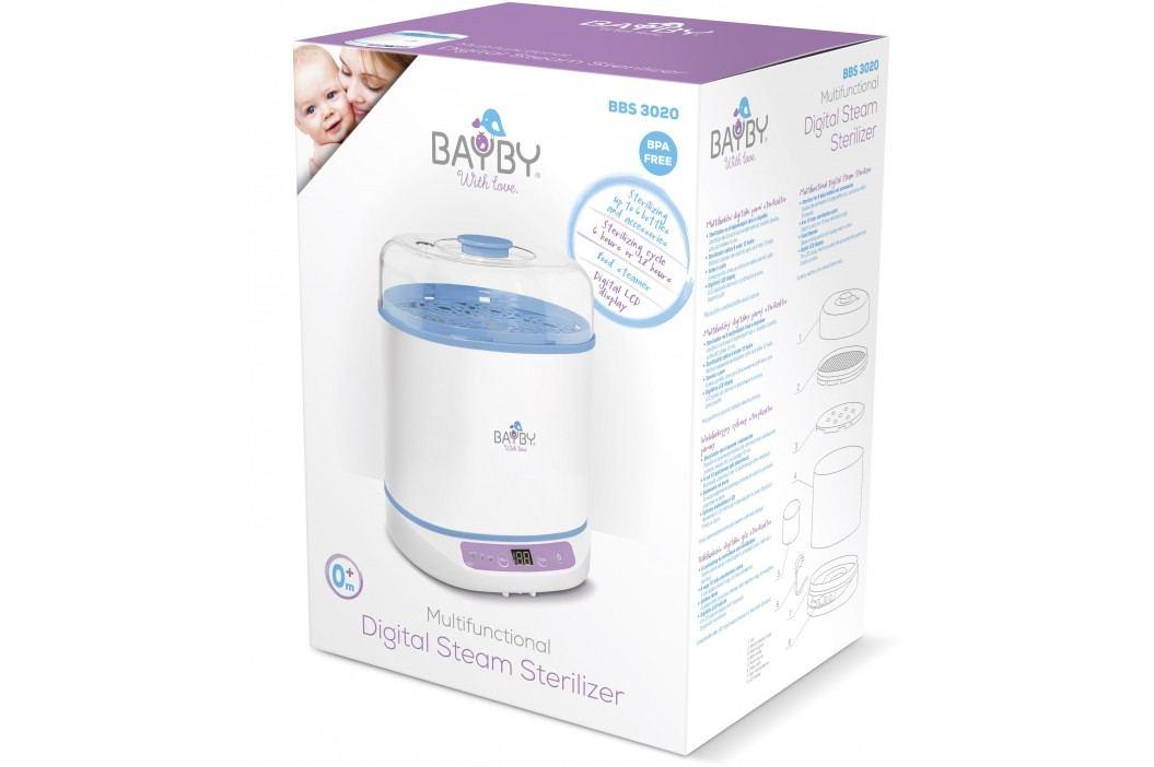 Bayby BBS 3020 Multifunkční sterilizátor