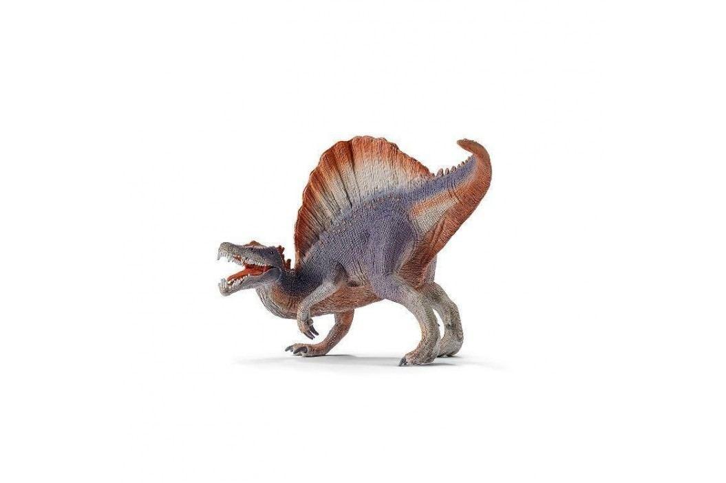 Schleich Prehistorické zvířátko - Spinosaurus fialový s pohybl. čelistí